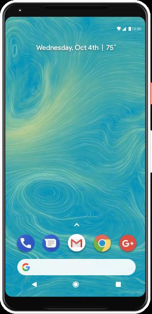 Pixel 2 Live Wallpapers – Google – Neil LaVigne